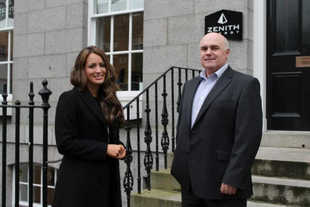 Zenith management team strengthened by appointment of Jo McIntosh as Consultancy Manager