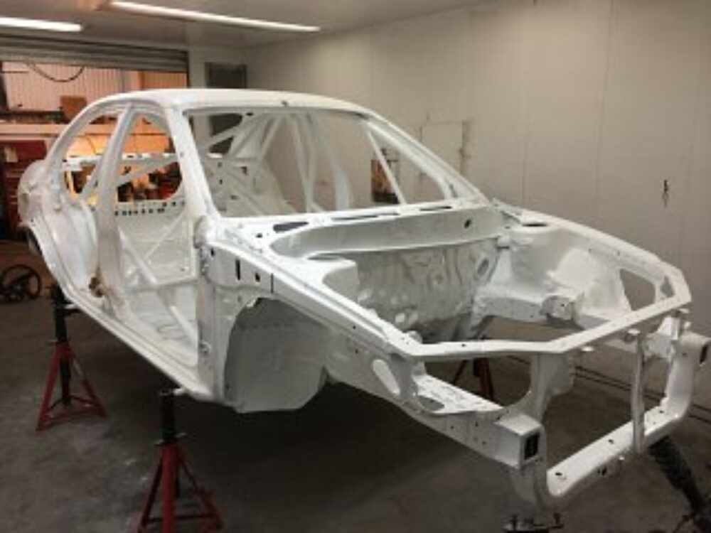 Zenith driver gearing up for 2014 Scottish Rally Championship